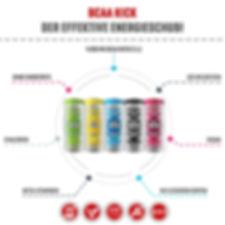BCAA Drink in Köln Holweide für den Muskelaufbau