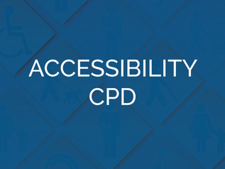 Accessibility CPD – Our top 5 takeaways