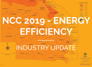 NCC 2019 - Energy efficiency updates