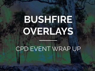 Bushfire season 2018 – BAL know how- Brisbane and surrounds