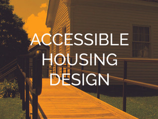 Designing To The Accessible Housing Code?