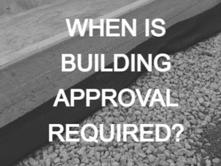 When do you need a Building Approval  (BA)?