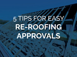 Reroofing in QLD - how are you finding the change?