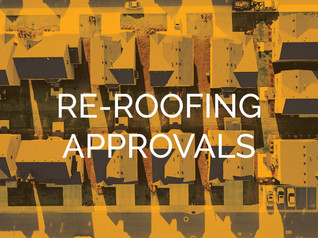 Ensuring your Re Roofing project is compliant?