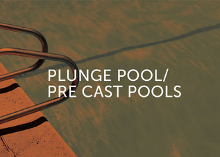 A guide to plunge / pre cast pool approvals