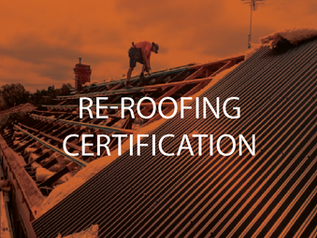 Your re roof project - safe and compliant