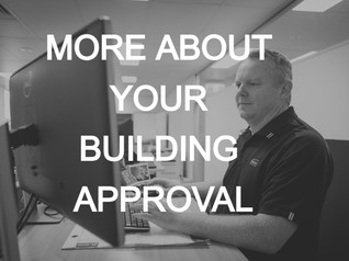 Your Building Approval (BA)
