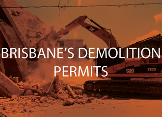 The best way forward for Brisbane's demolition permits