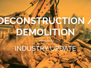Demo contractors, feeling the need for speed?