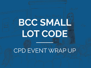 A need for speed, flexibility or creativity?  Small lot code tips and tricks