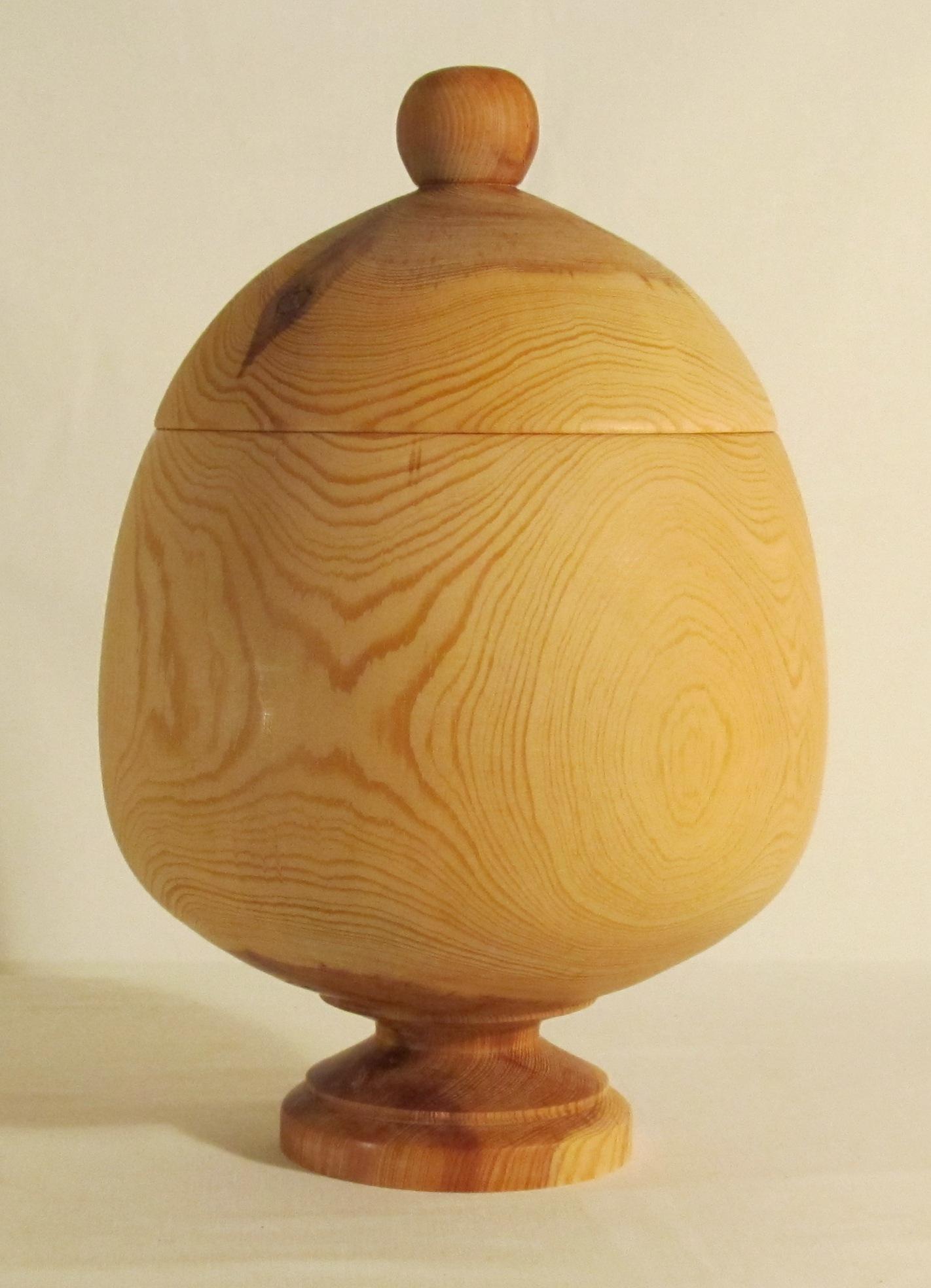 A Krukke med lokk - furu