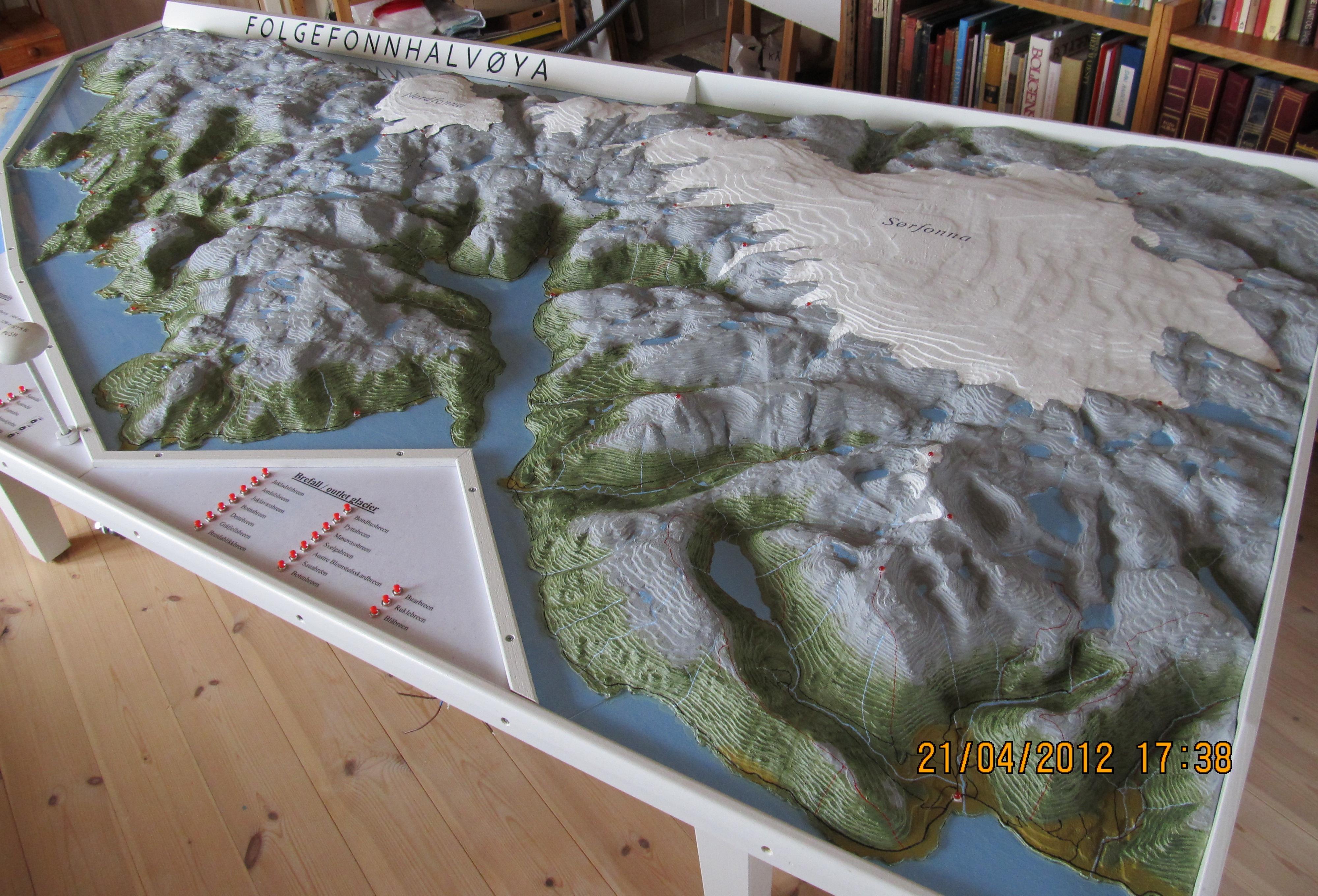 Landskapsmodell