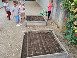 Atelier jardinage 3-5 ans
