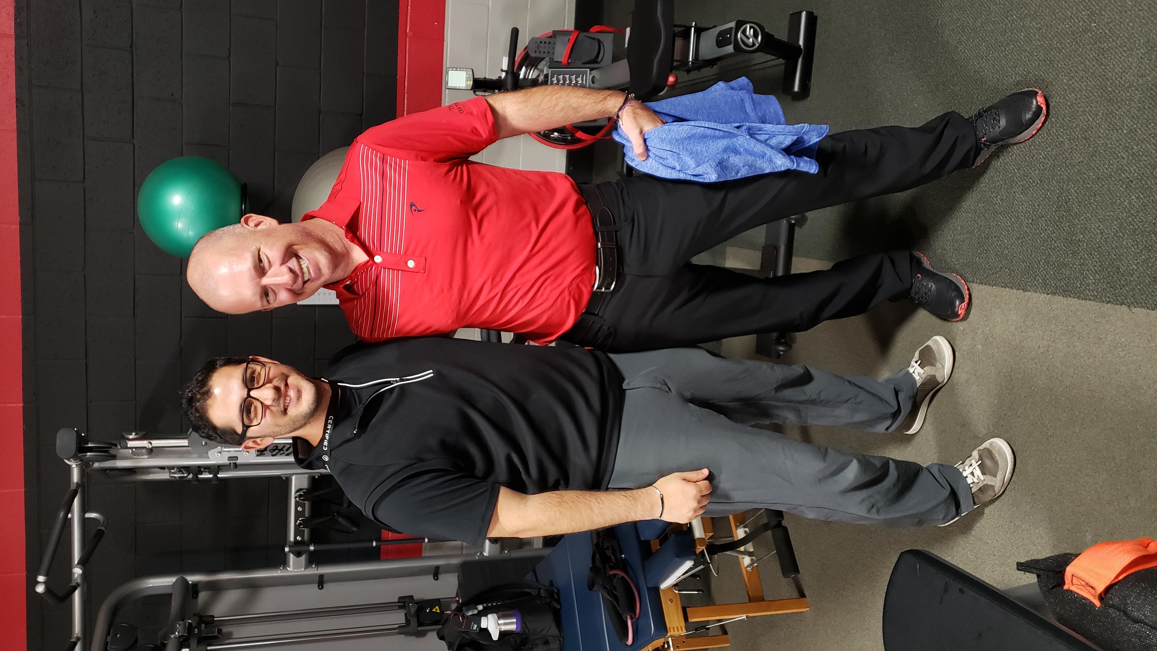 Lance Gill & Michael Katz
