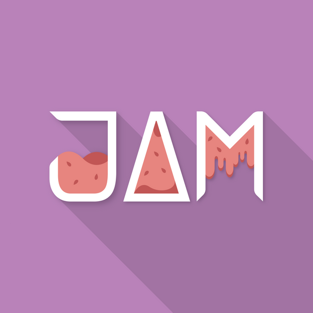 JAM LOGO ANIMATIONS