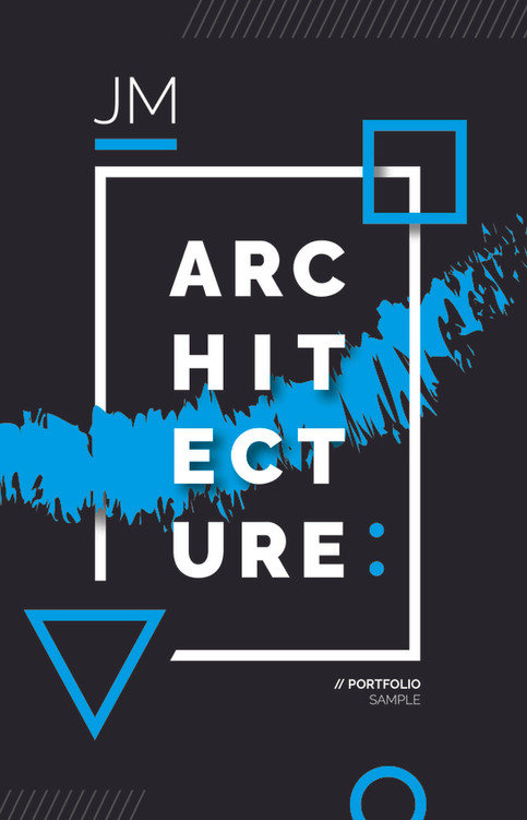 ARCHITECTURE WORK SAMPLE