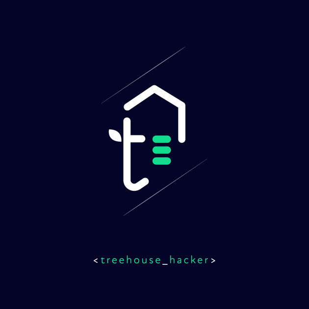 TREEHOUSE HACKER LOGO