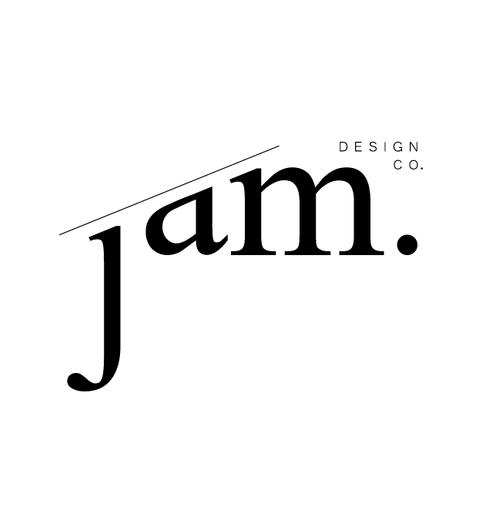 JAM DESIGN CO LOGO