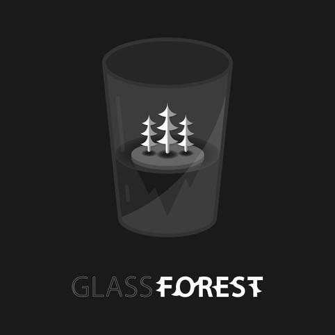 GLASS FOREST LOGO
