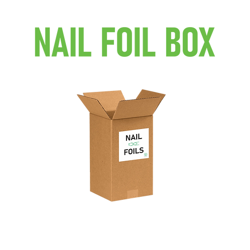 Nail Foil Recycle Box