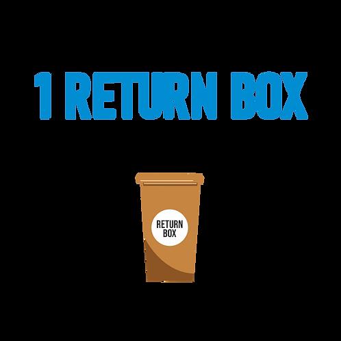1 Return Box