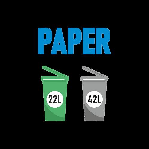 Paper Recycle Bin