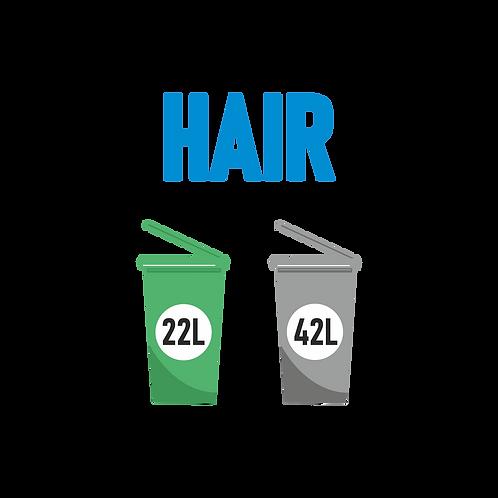 Hair Recycle Bin