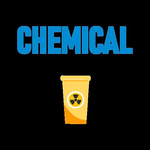 10L Chemical Waste Bin