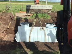 underground water tank the waterman