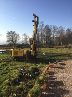 waterman scotland project drilling rig