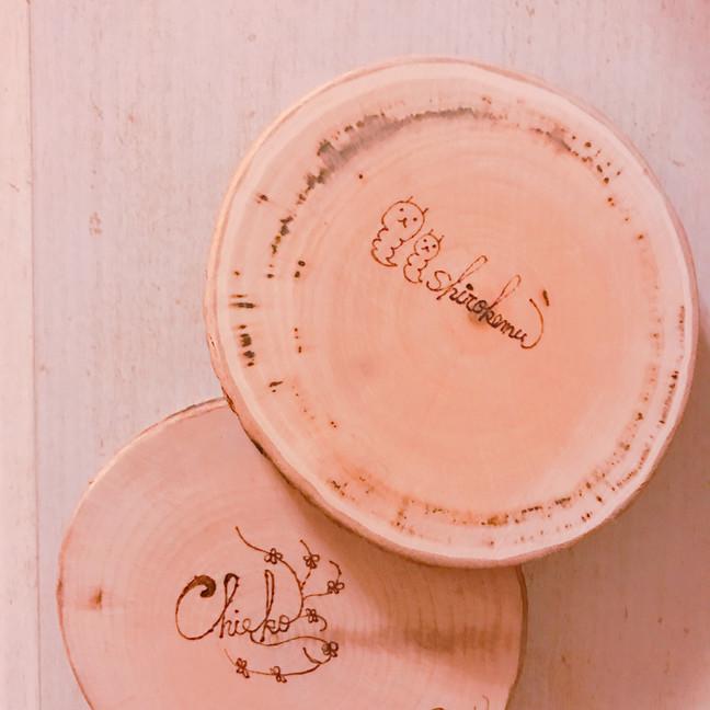 木製雑貨×アート書道【shirokemu】