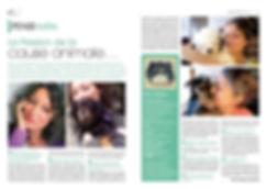 Article sur LADM La passion de la cause animal dans le magazine Même pas mal