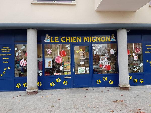 Salon Le Chien Mignon