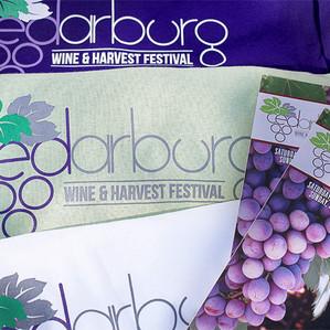 Cedarburg Wine & Harvest Festival: Logo