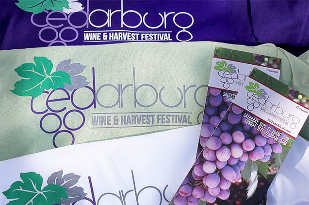 Cedarburg Wine and Harvest Festival: Logo