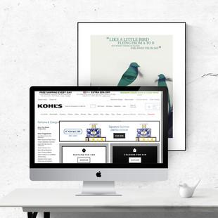 Kohls: Website