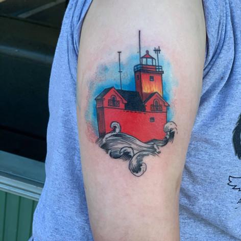 Holland MI Lighthouse