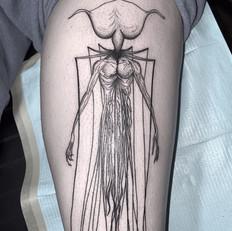 by Kelli Donegan Lucky Monkey Tattoo