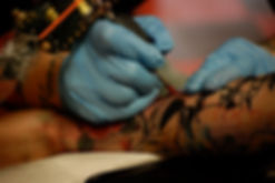 tattooing