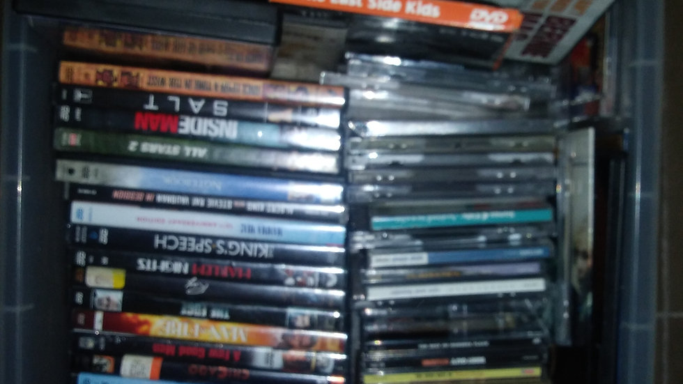 Music & Movies Collection $5 Each