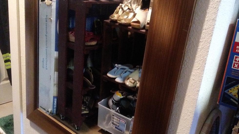 Mirror 29.5 x 35 inches