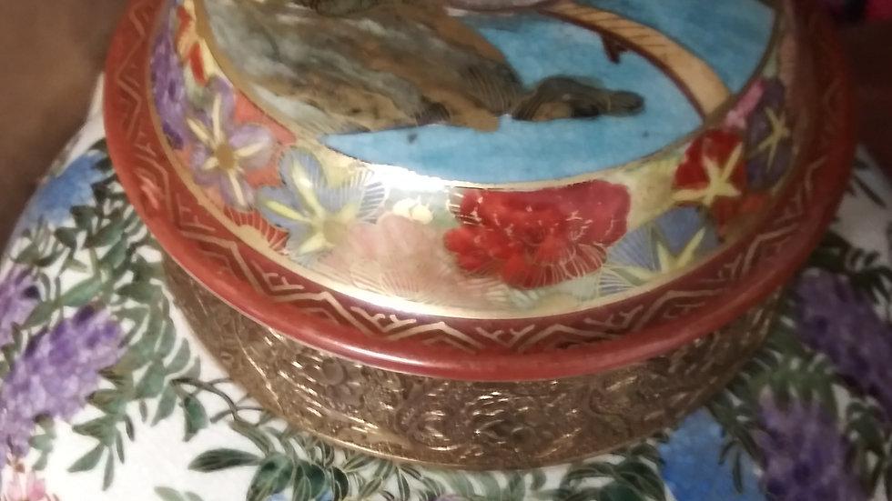Asian Vintage Lamp