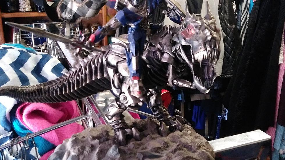 Optimus Prime & Grimlock Collectable