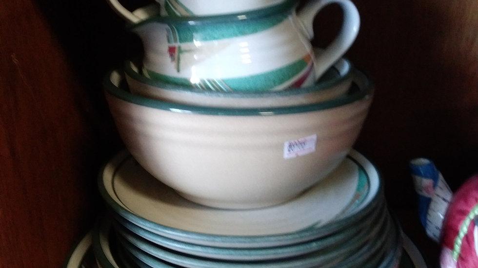 Noritake Stoneware Set