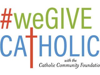 We Give Catholic!