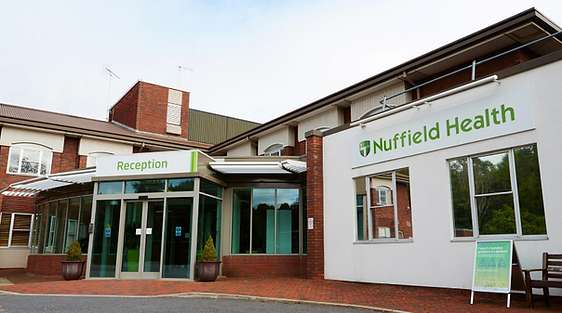 Plastic and cosmetic surgery at the Grosvenor Nuffield Hospital in Chester, Cheshire, including breast augmentation.