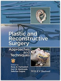 Jonathan Adamthwaite, Plastic and Cosmetic Surgeon in textbook on plastic and reconstructive surgery