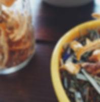 Great Day Tea Great Day blend Rooibos Peppermint Lemongrass Bergamot