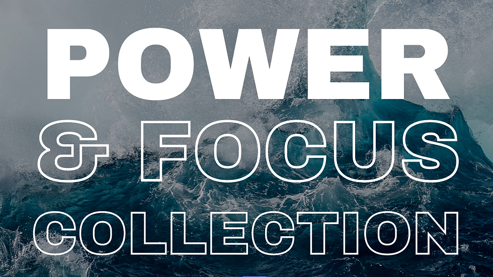 Great Day Power & Focus Collection