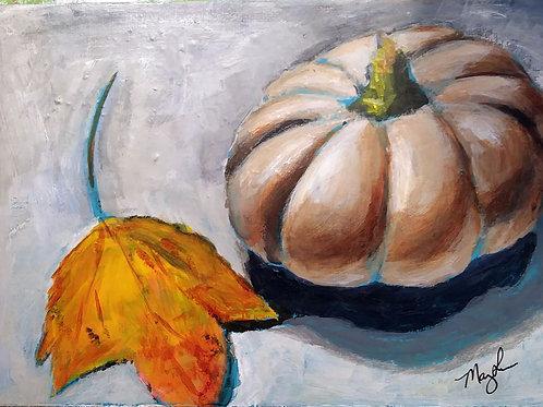 Fall gourd